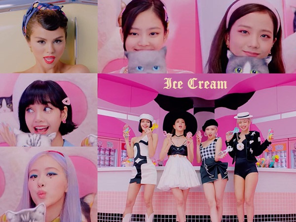 Rilis Lagu Ice Cream