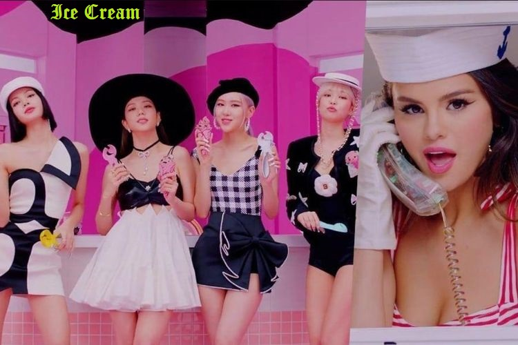 Rilis Lagu Ice Cream Selena